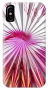 Delicate Orchid Blossom - Abstract IPhone Case