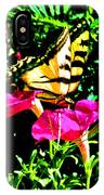 Delta Butterfly Dazes IPhone Case