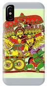Demon King Ravana IPhone Case