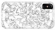 Dendera Zodiac IPhone X Case