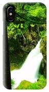 Denny Camp Falls  IPhone Case