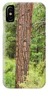 Dense Forest View IPhone Case