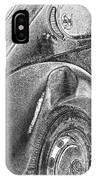 Dented Ego IPhone Case