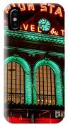 Denver's Union Station IPhone Case