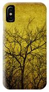 Departed IPhone Case