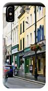 Derry Life - Irish Art By Charlie Brock IPhone Case
