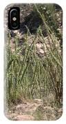 Desert Forest IPhone Case