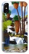 Desert Paradise IPhone Case