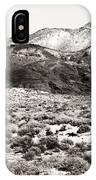 Desert Peaks IPhone Case