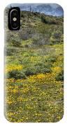 Desert Poppies IPhone Case