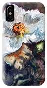 Desert Prickly Poppy IPhone Case