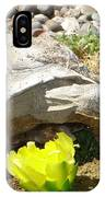 Desert Tortoise Delight IPhone Case