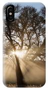 Desert Tree IPhone Case