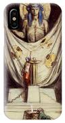 Design For Aeschylus The Eumenides IPhone Case