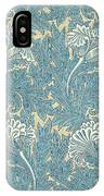 Design In Turquoise IPhone Case