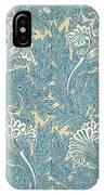 Design In Turquoise IPhone Case