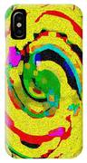 Designer Phone Case Art Colorful Rich Bold Abstracts Cell Phone Covers Carole Spandau Cbs Art 139  IPhone Case