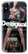 Desigual Storefront IPhone Case