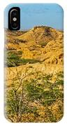Desolate Desert Landscape IPhone Case