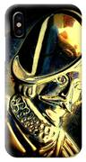 Desoto Wheel Emblem Abstract IPhone Case