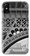 Detail Eiffel Tower IPhone Case