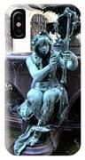 Detail Fountain City Hall  Hamburg IPhone Case