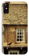 Detail Of Old House IPhone Case