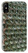 Detailed View Of Bottle House At Calico California IPhone Case