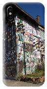 Detroit Africa Town - African Bead Museum #2 IPhone Case