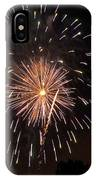 Detroit Area Fireworks -10 IPhone Case