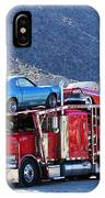 Iron Road Palm Springs IPhone Case