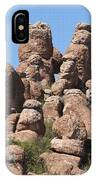 Devil Canyon Rim Rocks IPhone Case