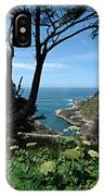 Devil's Churn Oregon Coastline IPhone Case