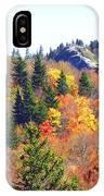 Devil's Courthouse In The Fall IPhone Case