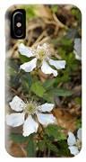 Dewberry Flower IPhone Case