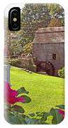 Dexters Grist Mill Two IPhone Case