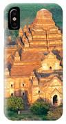 Dhammayangyi Temple - Bagan IPhone Case