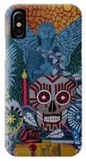 Dia De Los Muertos IPhone X Case