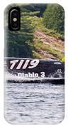 Diablo 3 Speedboat IPhone Case