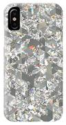 Diamond Sheet, Artwork IPhone Case
