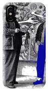 Diego Rivera Ted Degrazia  Mexico City Mexico Circa 1942-2013 IPhone Case