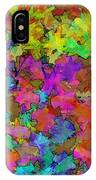 Digiral Abstract Colors Rich IPhone Case