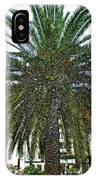 Digitized Cali Palm  IPhone Case