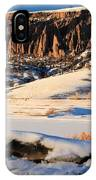 Dillon Pinnacles Sunset IPhone Case