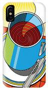 Diner Coffee IPhone Case by Ron Magnes