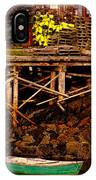 Dinghy Dock IPhone Case