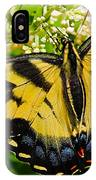 Dinner For The Swallowtail IPhone Case
