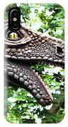 Dino In The Bronx Seven IPhone Case