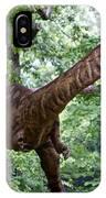 Dino In The Bronx Three IPhone Case