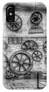 Dinorwig Quarry Workshop V2 IPhone Case